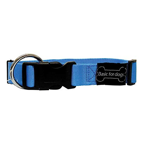 Chat Boutic - Collier Chat GM Basic Line (Bleu)