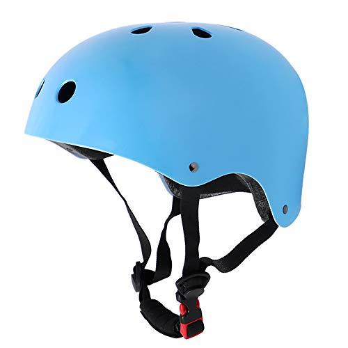 ALRY - Casco infantil para monopatín, equipo de protección para bicicleta, patinaje...