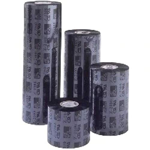 Zebra Wax/resin 3200 2.24 cinta para impresora - Cinta de impresoras matriciales (Negro, 74 m, 56.9mm)