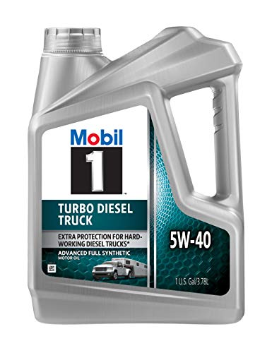 Mobil 1 (120782 Turbo Diesel Truck 5W-40 Synthetic...