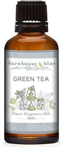 Barnhouse Blue - Green Tea - Premium Grade Fragrance Oil … (30ml)