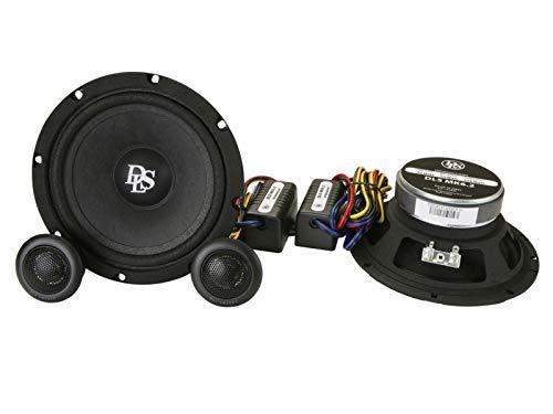 DLS CK-M6.2-16,5 cm Komponenten-Lautsprecher mit 80 Watt (RMS: 60 Watt)