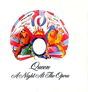 Queen - A Night at The Opera Rare Album Cover Poster 12 x 18 inch