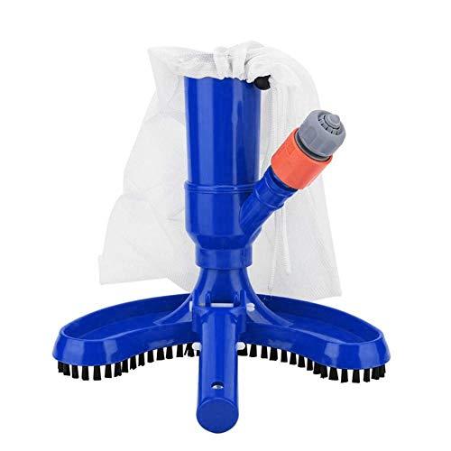 KangOnline - Cepillo aspirador para piscina o spa, cepillo limpiador portátil para fondo de piscina o jacuzzi