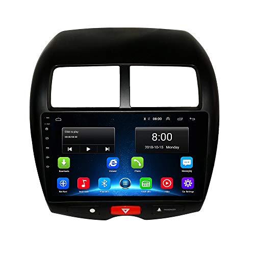 Mitsubishi ASX RVR 2010+ GPS Navi Radio 2.5D IPS Android 9.1 Autoradio Navigation Head Unit Multimedia Stereo Car No DVD