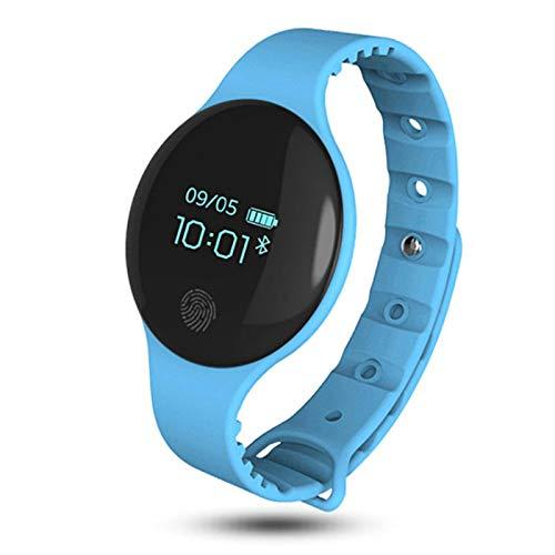 N-B Reloj Inteligente Bluetooth Podómetro Niños Reloj Niña Niño Niña Deportes Reloj Digital Niños Estudiante