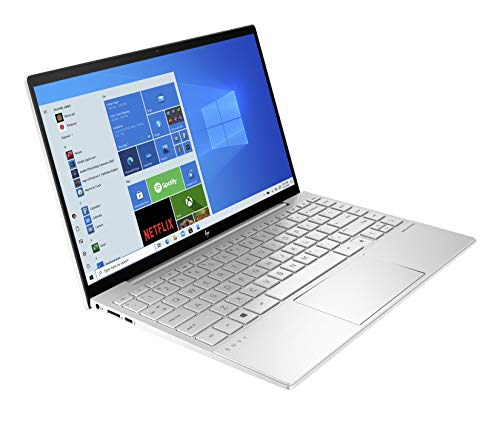 HP Envy 13-ba0010na 13.3-Inch Full HD Touch-screen Laptop (Natural Silver) (Intel Core i7-10510U, 16 GB RAM, 1 TB SSD, NVIDIA GeForce MX350 (2 GB Dedicated Graphics), Windows 10 Home)