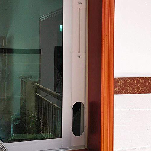 Lai-LYQ Kit De Puerta Corredera/Ventana, 2/3 Piezas Adaptador De Placa Deslizante De Ventana Bien Sellado para Aire Acondicionado Portátil 1,9 Millones