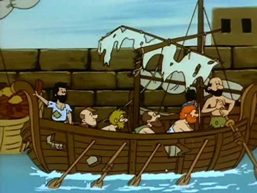 Die ersten Seefahrer - Das Abenteuer beginnt