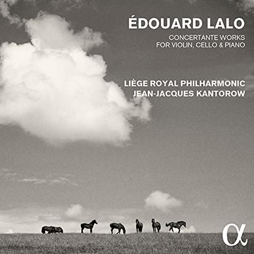 Liège Royal Philharmonic & Jean-Jacques Kantorow