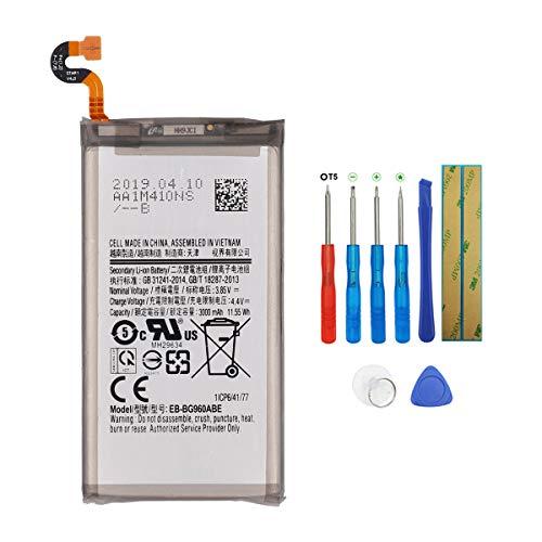 swark batería EB-BG960ABE para Samsung Galaxy S9 G960F con herramientas