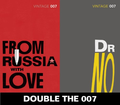 Double the 007: From Russia with Love and Dr No (James Bond 5&6) (James Bond 007) (English Edition)
