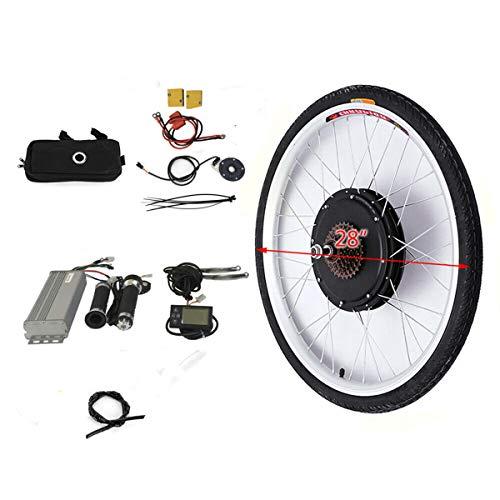OUKANING - Kit di conversione per bicicletta elettrica da 28