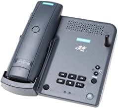 Siemens 2415 Gigaset 2.4 GHz Cordless Phone System with Caller ID and Answering Device (Gray)