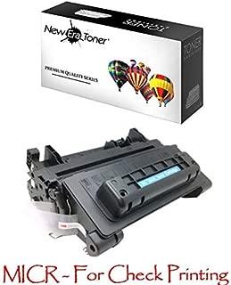 NE IMAGE© - 1 Compatible MICR Toner Cartridge Replacement for HP CC364A (64A) for LaserJet P4014dn, P4014n, P4015dn, P4015n, P4015tn, P4015x, P4515n, P4515tn, P4515x Printers
