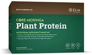 Zija Core Moringa Chocolate Plant Protein (Chocolate)