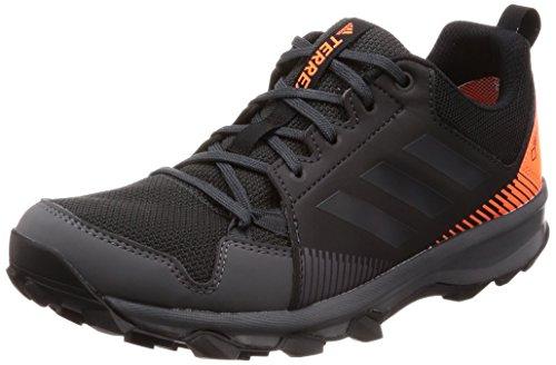 adidas Terrex Tracerocker GTX, Zapatillas de Trail Running para Hombre, Negro (Negbás/Carbon/Naalre...
