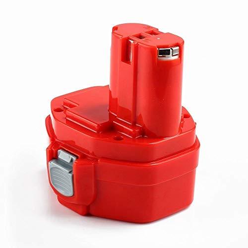 Boetpcr 1420 14.4V 3.0Ah Ni-MH Batería de Reemplazo para Makita PA14 1422 1433 1434 1435 1435F 192699-A 193158-3 192600-1