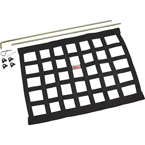 Speedway Motors Ribbon Style Window Net Install Kit, 18x24 Inches