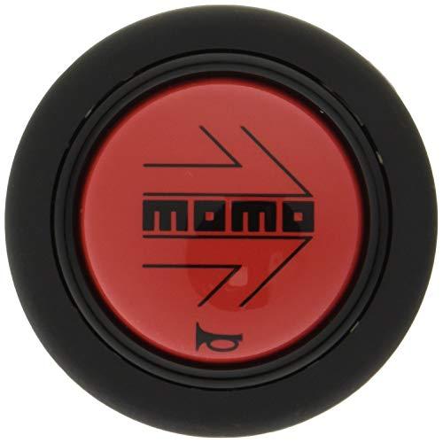 MOMO(モモ) ホーンボタン MOMO RED HB-04