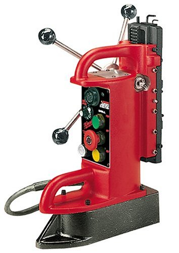 Milwaukee 4202 Fixed Position Electromagnetic Drill Press, Base Only