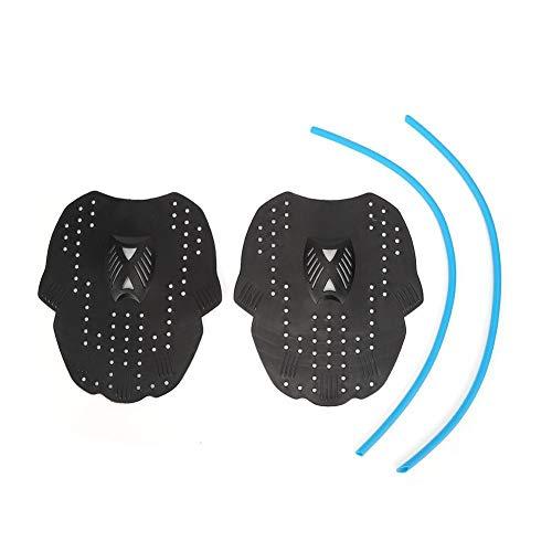 BYARSS Schwimmen Training Wassersport Hand Paddel Universalzubehör for Erwachsene Kinder (Schwimmen Handpaddel)