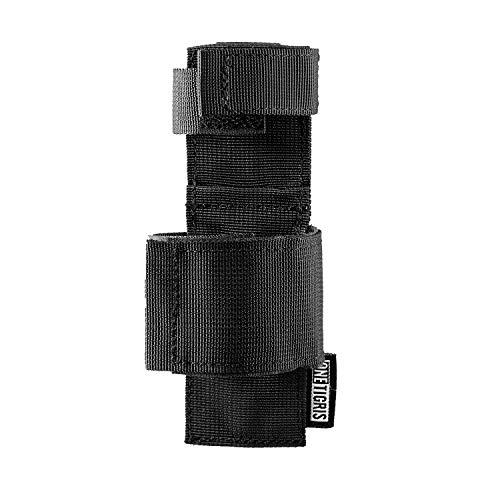 OneTigris Taktische Tourniquet Pouch und medizinische Schere Tasche - MOLLE Outdoor EMT Notfalltasche |MEHRWEG Verpackung (Schwarz)