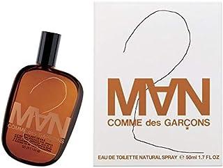 Comme de Garcons 2 Man Eau de Toilette for Men 50ml