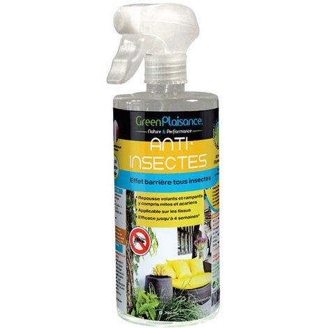Green Plaisance Anti-Insectes écologique spécial Tissu, Transparent, 75 x 240 x 75 cm