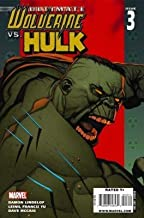 Ultimate Wolverine Vs. Hulk #3