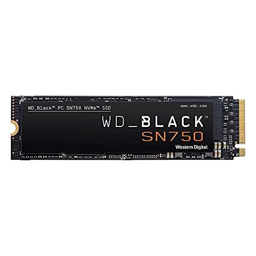 WD_BLACK SN750 2TB High-Performance NVMe Internal Gaming SSD