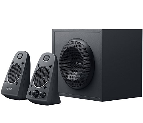 Best Price Logitech Sound Z625 Powerful THX Sound - EU