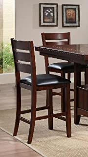 BARDSTOWN COUNTER. HT. CHAIR SET OF 2
