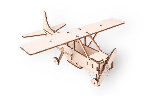 Cessna Holzbausatz - Modellbausatz aus Holz