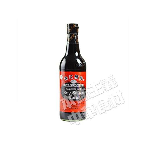 Dunkle Sojasauce 500ml PRB Dark Soysauce ohne Glutamat