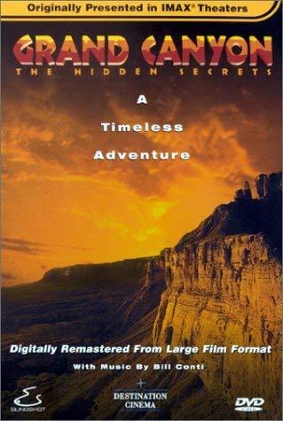 Grand Canyon - The Hidden Secrets (Large Format)