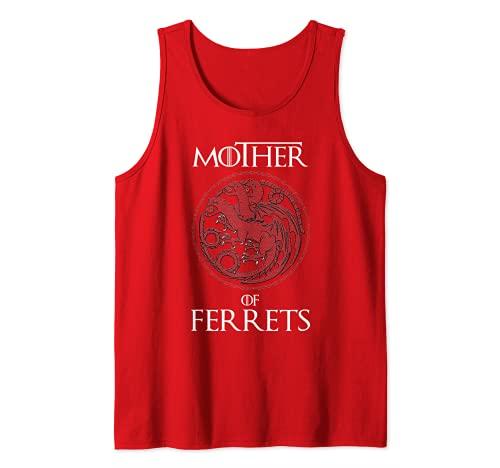 Madre de hurones divertidos regalos para amantes del hurón, mujeres y niñas...