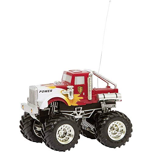Invento just play 50008902 Off Road Truck, Radio commandée 27 MHz