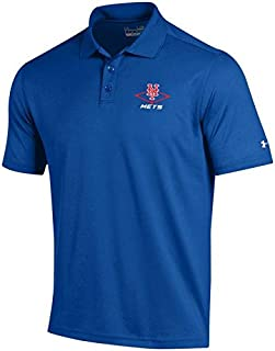 Under Armour Under Armour New York Mets Royal MLB Performance Polo スポーツ用品 【並行輸入品】