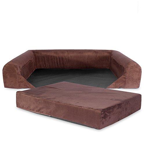 KOPEKS Memory Foam Sofa Bed