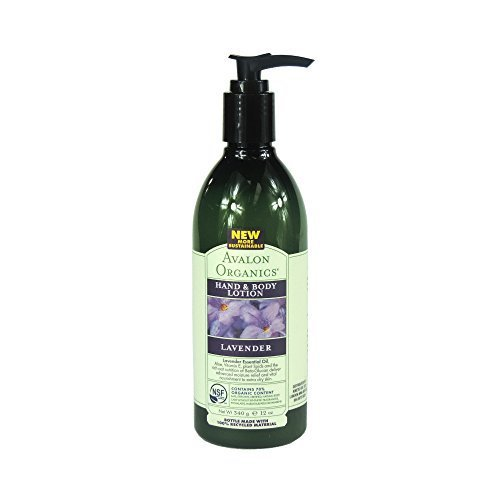 Avalon Organics Hand Body Lotion Lavender oz 12 by Brand new 340 Sales results No. 1 g