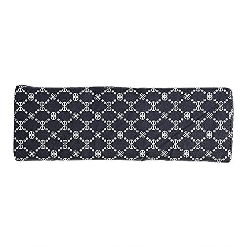 Estera de mesa de manicura Nail Art Hand Pillow Durable para clientes para amantes del arte de uñas(Black hand pillow)