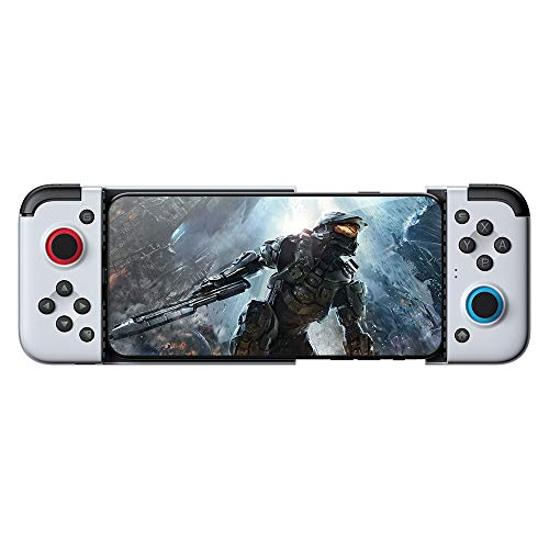 GameSir X2 Typ C Mobile Gaming Controller, Game Controller für Android, Plug & Play Game Controller unterstützen Cloud Gaming, MC5, Implosion und mehr Typ C USB-Anschlüsse