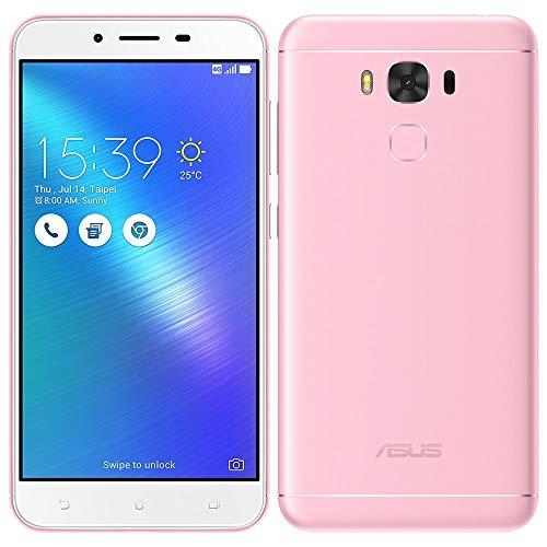 "Smartphone Asus ZenFone 3 Max Dual Chip Android 6.0 Tela 5.5"" 32GB 4G/Wi-Fi Câmera 16MP - Rosa"