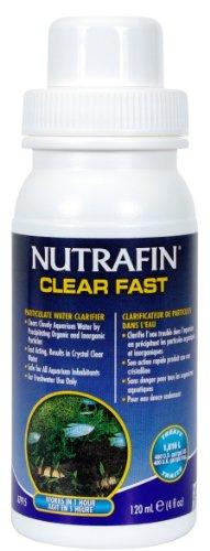 Nutrafin Traitement Clear Fast pour Aquarium 120 ml