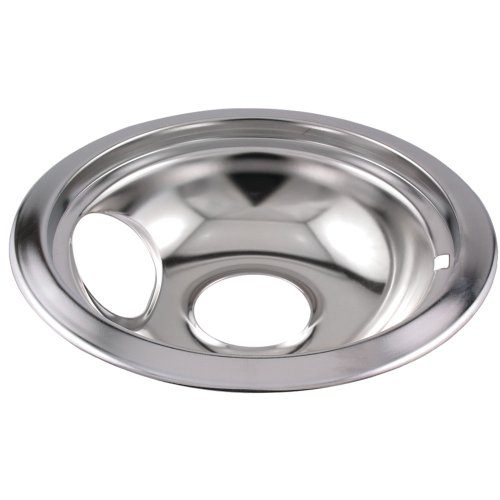 "STANCO METAL PROD 700-8 8"" Chrome reflector bowl"