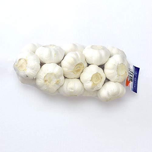 \旧価格より110円OFF/有機にんにく 1kg×1ネット 中国産 食用におすすめ 有機JAS農作物 種用としてもご利用いただけます。