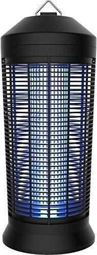 MaxxHome Ventilador de mosca eléctrico – Ventilador de mesa para interior y...