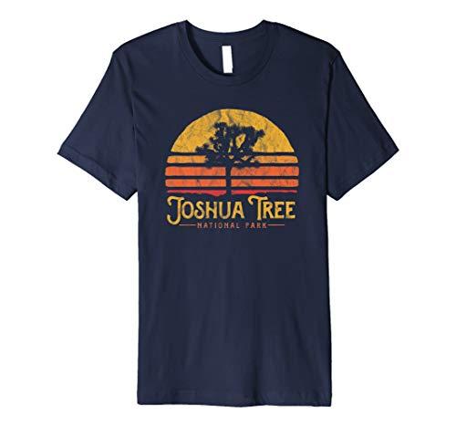 Vintage Joshua Tree National Park Retro Premium T-Shirt
