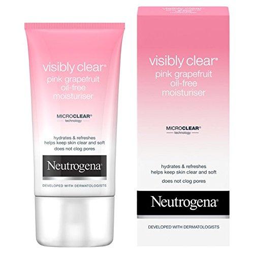 Neutrogena Visibly Clear Pink Grapefruit Oil-Free Moisturizing 50ml